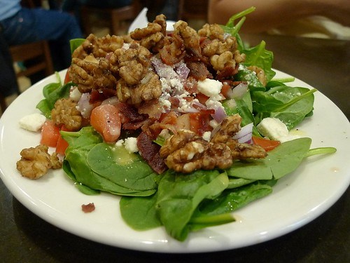 Laurelwood Spinach Salad