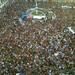 Manifestación del 15M en Málaga