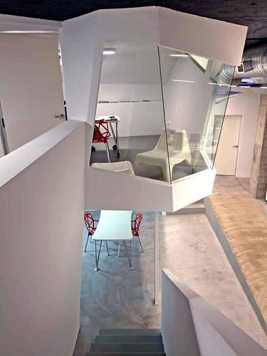 espacio de trabajo para empresa creativa supperstudio, bilbao 04