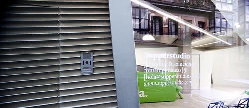 espacio de trabajo para empresa creativa supperstudio, bilbao 12