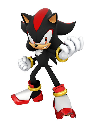 Sonic Generations Rivals - Shadow
