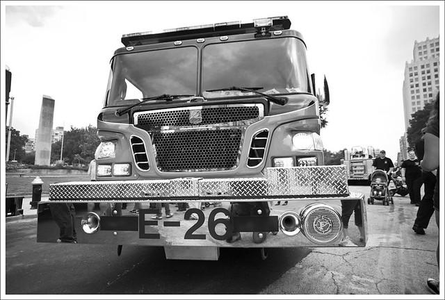 Fire Truck E-26