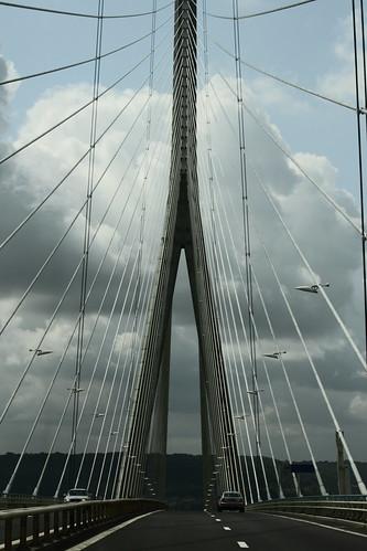 L'espace et le temps dans la thématique du Pont