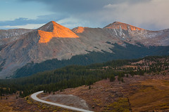 "Cottonwood Pass Sundown • <a style=""font-size:0.8em;"" href=""http://www.flickr.com/photos/55747300@N00/6144000208/"" target=""_blank"">View on Flickr</a>"