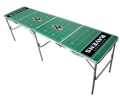 Baltimore Ravens Tailgating, Camping & Pong Table