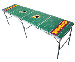 Washington Redskins Tailgating, Camping & Pong Table