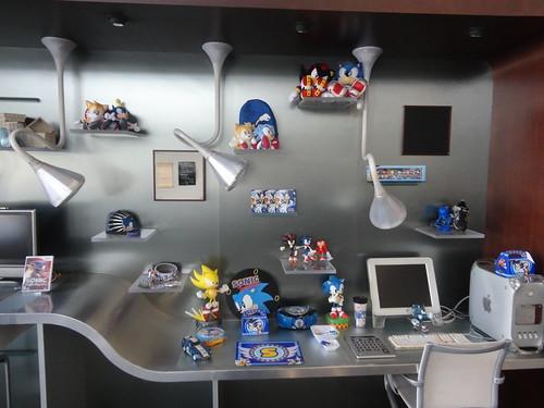 Sonic & SEGA memorabilia