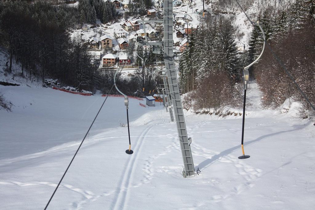 Lukovska Spa - ski lift
