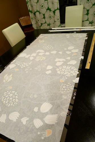 Fabric Hemmed