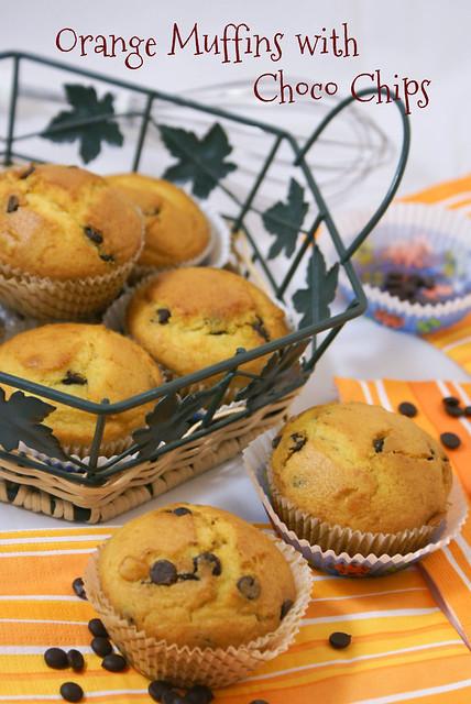 Orange Muffins1