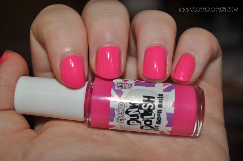 eyeko punky nail polish notd