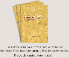 Anúncio Livro Família Girão