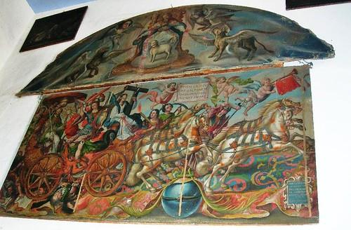 Pinturas en las paredes 2