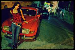 Old car (Anastashs) Tags: old girl car retro kifisia κηφισιά