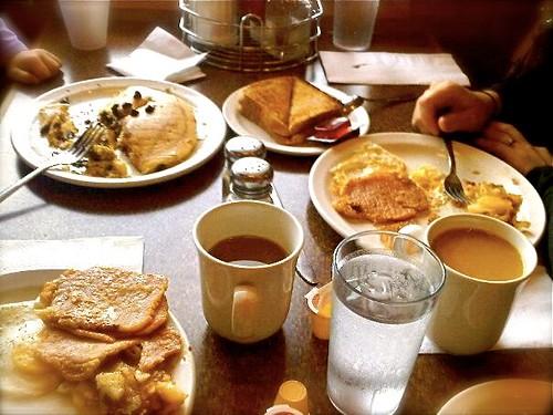Zed breakfast