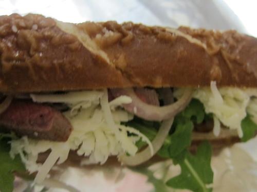 BASSP sandwich
