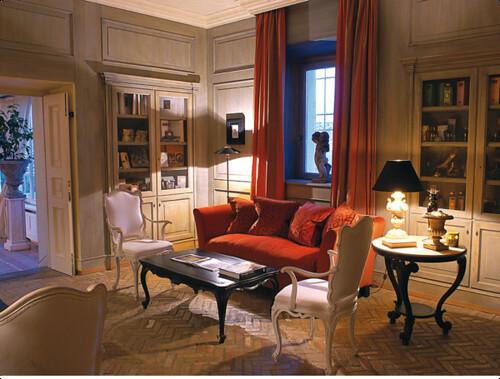 interni dell'Andana Teuta di Badiola - hotel 5 stelle nella Maremma, in Toscana