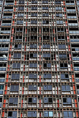 red road flats - facade (abbozzo) Tags: glasgow modernistarchitecture eastend doorsopenday petershill glasgowtower springburn councilhousing redroadflats 7816 modernistdesign glasgowarchitecture eastendglasgow abbozzo glasgowhousing 60stowerblock glasgowhousingassociation glasgowdoorsopenday glasgowbuilding springburnglasgow counciltowerblock redroadflatsglasgow glasgowtowerblock doorsopenday2011 60sarchitecture redrowflatglasgow 1960stower