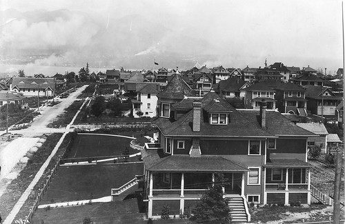 Jeffs Residence (1907) - photo early 1910s