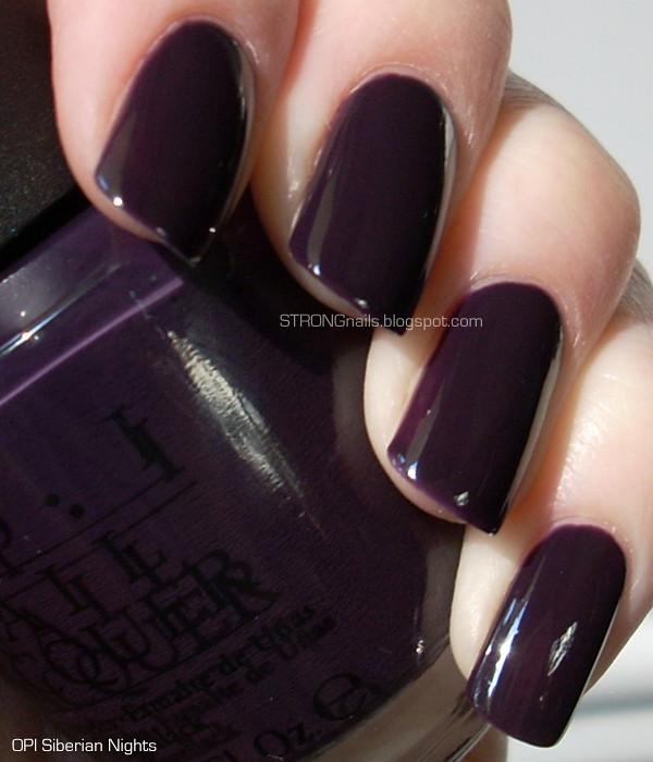 Opi Dark Purple Nail Polish Names - Absolute cycle