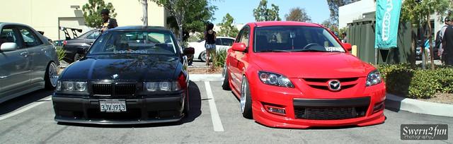 Bmw & Mazda