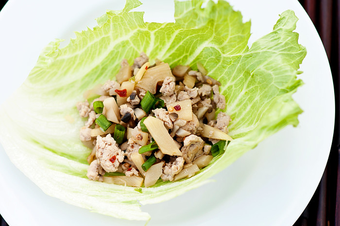 Chinese Lettuce Wraps-1