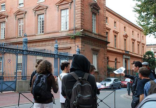 Balade sur les traces de Trutat dans Toulouse