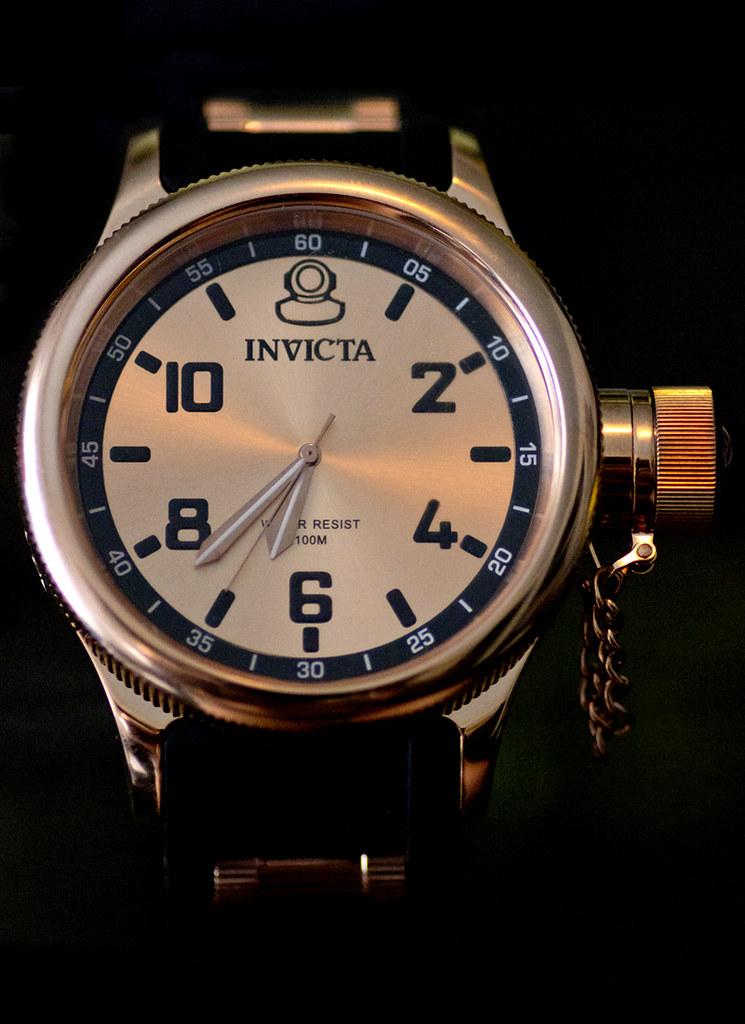 Invicta Russian Diver 1439