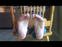 Toe Scrunch (Feet In Cognito) Tags: guy feet fetish foot toes toe soles scrunch