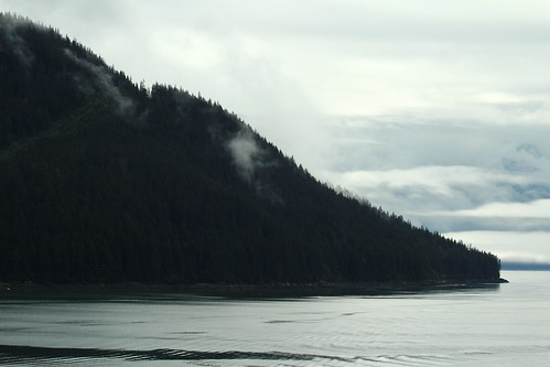 Entering Juneau