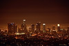 Downtown LA from Griffith Observatory - 1 (venkatsrao) Tags: yahoo:yourpictures=skyline