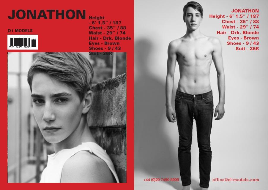 Jonathon Luke Baker0001_SS212 London Show Card(D1 Models)
