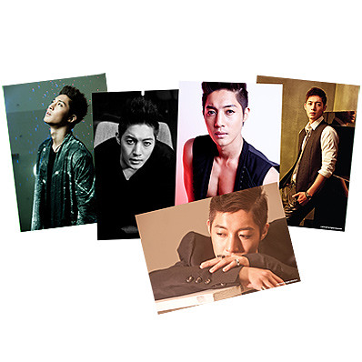 Kim Hyun Joong Nationwide Tour Official Goods Pre-order (Japan)