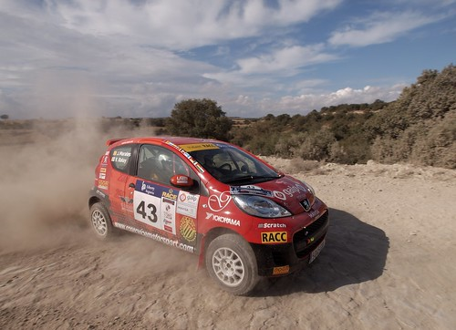 Victor Raluy//Jaume Morales--Peugeot 107