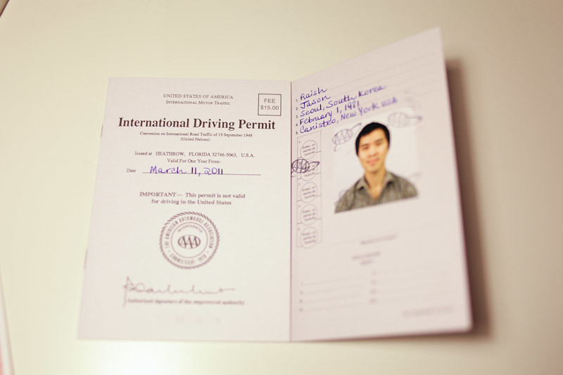 SA drivers license swap out for UK one? - Printable Version