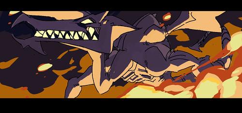 Galactic Dragon Ridley