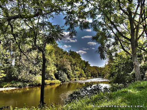 Thames River (Ontario) in HDR