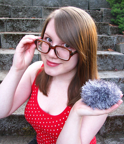 April Sprinkles: No trouble with this tribble
