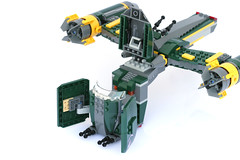 7930 Bounty Hunter Assault Gunship Review - 4