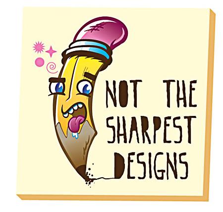 Not That Sharp