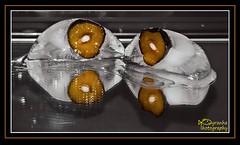 The Frozen Plum (Pyranha Photography | 1250k views - THX) Tags: art ice water fruits canon photography eos austria mirror frozen sterreich wasser europe flickr niceshot spiegel plum eu krnten carinthia estrellas eis gefroren pyranha 60d mygearandme ringexcellence flickrstruereflection1 flickrstruereflection2 zwtschke