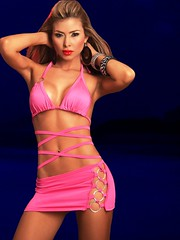 "Pink night (cuto amidei) Tags: chile portrait woman photoshop women niceshot photos chilean autofocus flickrestrellas ""flickraward"" ringexcellence flickrstruereflection1"