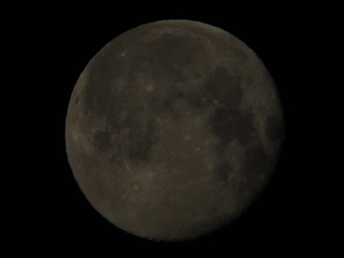 moon from Observatorio Mamalluca 2