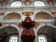 Church of the Jesuits (Jesuitenkirche) in Lucerne/Luzern (Axiraa - back very soon) Tags: europe luzern baroque lucerne jesuitenkirche churchofthejesuits