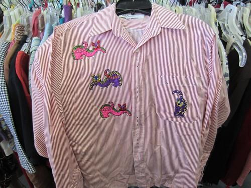 weird shirt