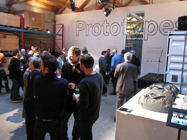 Prototypes media preview