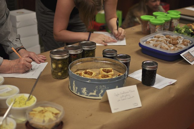 first Philly Food Swap