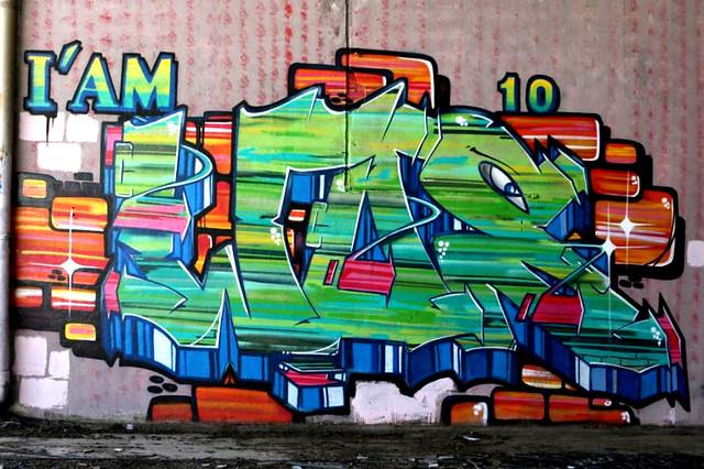 111 WAS GRAFFITI MALAGA
