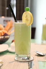 Lemon & Mint Juice (AlBargan) Tags: roma canon lens restaurant is lemon juice mint 7 usm riyadh efs f28 مطعم 1755mm الرياض روما