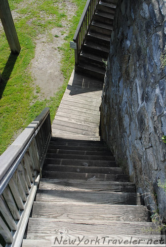 Fort Ti Stairs